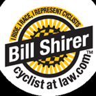 Cyclist At Law: Bill Shirer photo