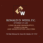 Law Office Of Ronald D. Weiss, President photo